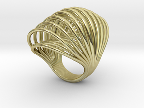 Ring 001 in 18K Gold Plated