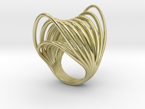 Ring 003 in 18K Gold Plated