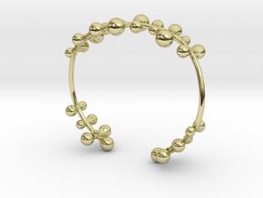 Twisttwig bracelet in 18K Gold Plated