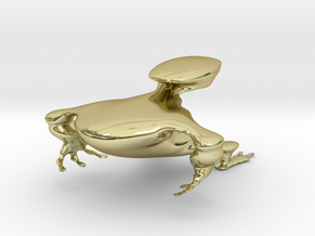 Gremlin in 18K Gold Plated