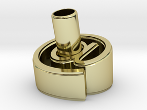 At Pen Holder (S) in 18K Gold Plated