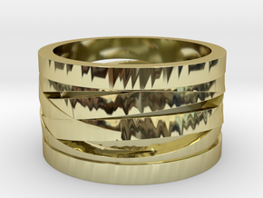 ENCOUNTERS III (20.20 mm) in 18K Gold Plated