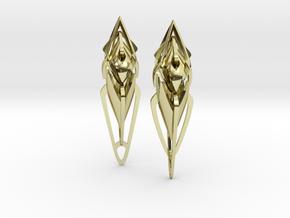 Mandana Earings in 18K Gold Plated