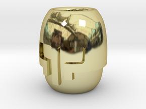 Grimsmo Norseman Bead in 18K Gold Plated