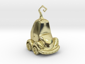 Car Jack in 18K Gold Plated
