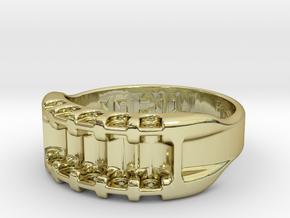 US14 Ring IX: Tritium in 18K Gold Plated