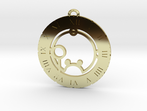 Shauna - Pendant in 18K Gold Plated