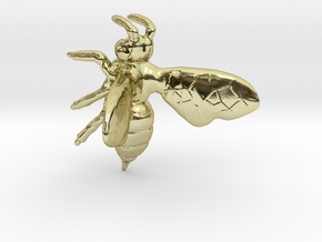 Bee in 18K Gold Plated
