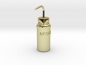 Squirt Bottle 1:7 in 18K Gold Plated