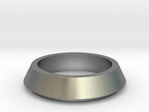 SX350 Simple Bezel V2 (short) in Natural Silver