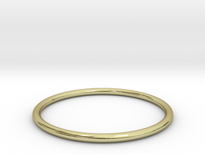 Bracelet X Large in 18K Gold Plated