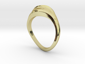 Women's Ring in 18K Gold Plated