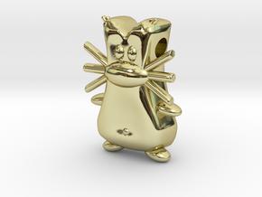 Kunibert in 18K Gold Plated