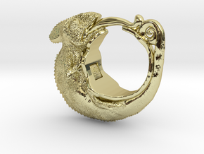 Chamereon Size13 in 18K Gold Plated