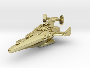 Novus Regency Corvette in 18K Gold Plated