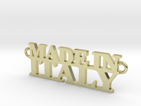 Made in ITALY Pendant in 18K Gold Plated