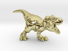 T.rex Chubbie Krentz in 18K Gold Plated