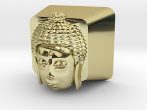 Cherry MX Buddha Keycap in 18K Gold Plated