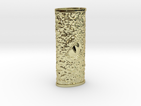 Dragon Eye Lighter Case in 18K Gold Plated