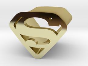 Super 8 By Jielt Gregoire in 18K Gold Plated