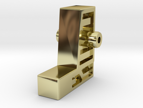 Wing Uranos Replacement Hand Grip in 18K Gold Plated