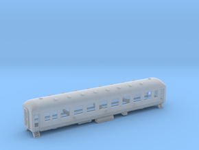 Pullman 60C3 Passenger Car - Zscale in Smooth Fine Detail Plastic