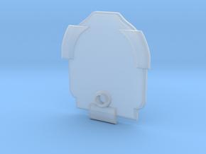 Phantom 2 Shell Bottom Cover in Smooth Fine Detail Plastic