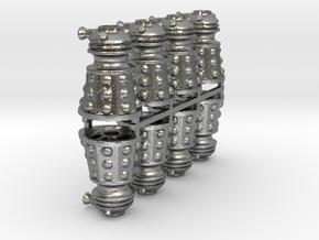 Dalek Post Version A 8x in Natural Silver