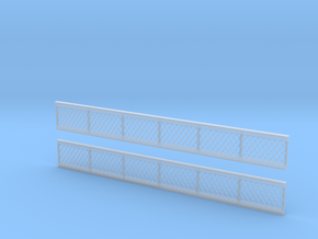 OO Lattice Girders 150mm in Smooth Fine Detail Plastic