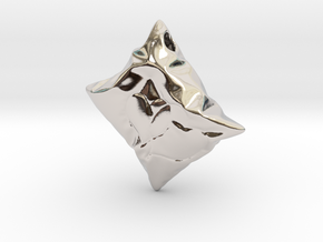 Sweet Dreams (Precious Metals) in Rhodium Plated Brass