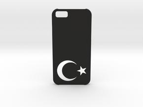 I-phone 6 Case:Turkey in Black Natural Versatile Plastic