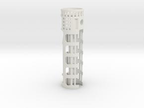 PRIZM-28mmRail-1.10OD in White Natural Versatile Plastic