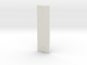 Splendid Mods Battery insert for the SX350 SM-26 in White Natural Versatile Plastic