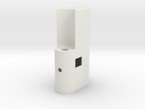 Splendid Mods SX350 26650 V2 Body in White Strong & Flexible