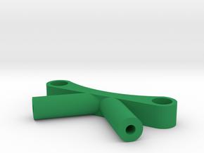 Antenna holder for ZMR250 in Green Processed Versatile Plastic