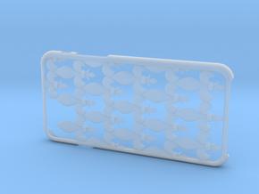 fleur-de-lis iPhone6 case for 4.7inch in Smooth Fine Detail Plastic
