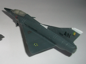020B Mirage IIID with Canards and Cockpit 1/144 in Frosted Ultra Detail