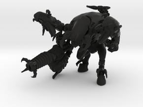 Hellfex 06 Schlingdornnenschleuder in Black Strong & Flexible