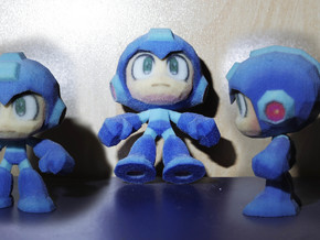 Megaman 50mm in Full Color Sandstone