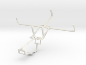 Controller mount for Xbox One & PS Vita (PCH-1000) in White Natural Versatile Plastic