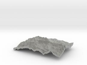 Annapurna in Metallic Plastic
