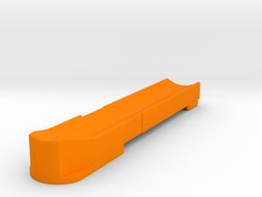 T3 Single Feed Follower (M) in Orange Processed Versatile Plastic