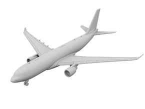 1:400 - A330-200 in Frosted Ultra Detail