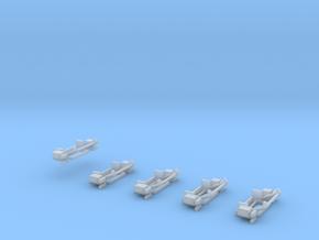 Ladebordwandkinematik 5x in Frosted Ultra Detail
