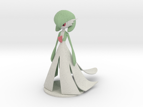 Gardevoir in Full Color Sandstone