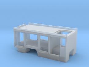 Zetros Hlf Aufbau 5.0 in Smooth Fine Detail Plastic