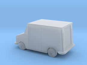 USPS Grumman LLV - Zscale in Smooth Fine Detail Plastic