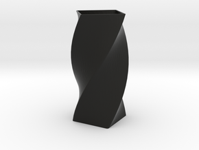 Vase Twirl in Black Strong & Flexible