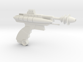 Stinger RayGun in White Natural Versatile Plastic