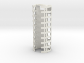 GCM114-01-IGM - Igniter Mini / Spark + 18650 cell in White Natural Versatile Plastic